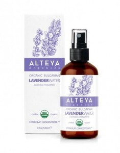 Hydrolat z bułgarskiej lawendy 120 ml spray Alteya Organics