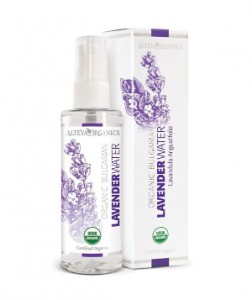 Naturalny hydrolat z lawendy 100 ml spray Alteya Organics